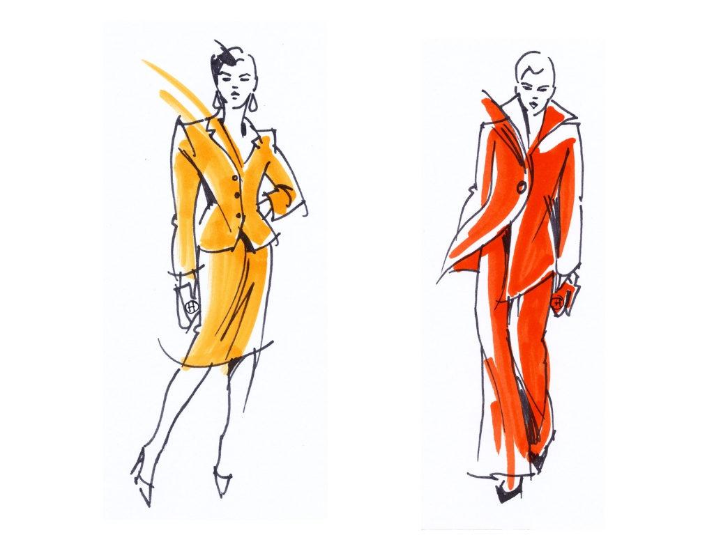 Dresscode für den Jedermann Kostüm und Hosenanzug