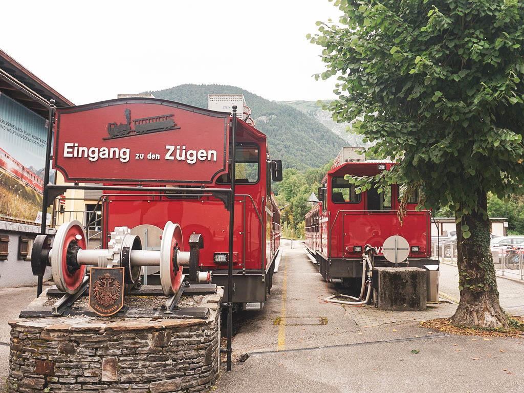 Schafbergbahn neue Lok