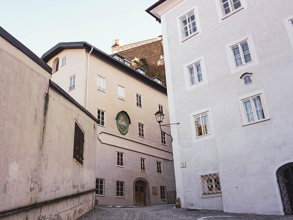 Townhouse Weisses Kreuz in Salzburg